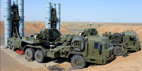 Russia to Deliver S-300 Systems to Syria After Air Accident