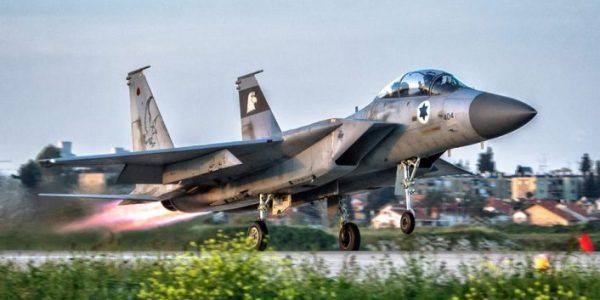 Israel Carries Out Missile Attack on Syrian Base