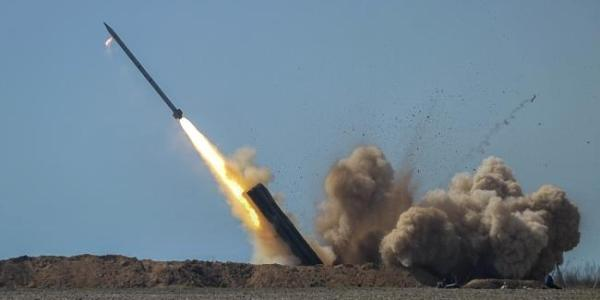 Ukraine Tests Vilkha 300mm Guided Rocket