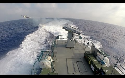 Philippine Navy Installs First Missile System