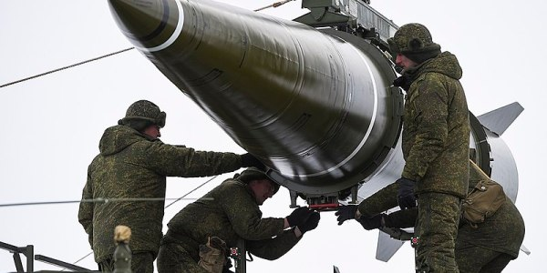 Russia Tests Iskander Missiles
