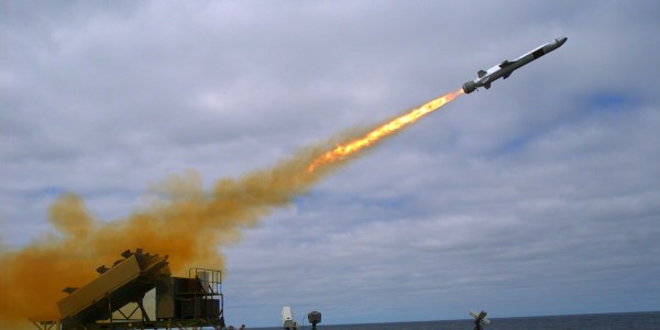 Romania Approves Antiship Missile Purchase