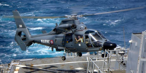 MBDA Conducts Second Sea Venom Development Test