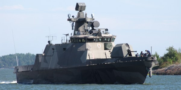 Israel to Provide Finland Gabriel Missile System