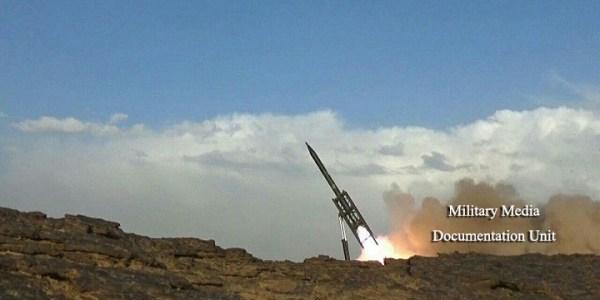 KSA Intercepts Missile Targeting Jizan