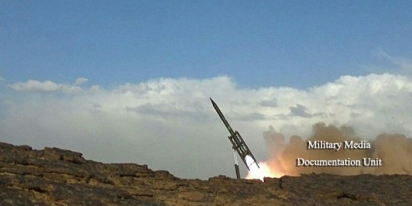KSA Intercepts Missile Targeting Jizan