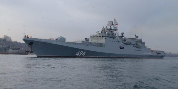 India Signs Deal with Russia for Construction of Two Guided-Missile Frigates