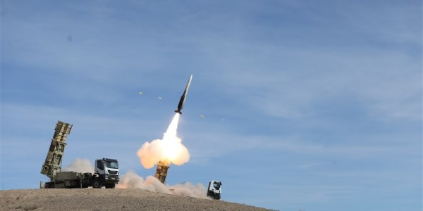 Iran Test Fires Sayyed-2 Missiles With Talash Missile System