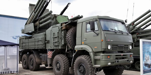 Serbia Receives Russian Pantsir-S1 Air Defense