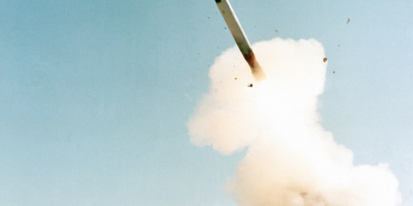 US Will Begin Manufacturing INF-Range GLCM