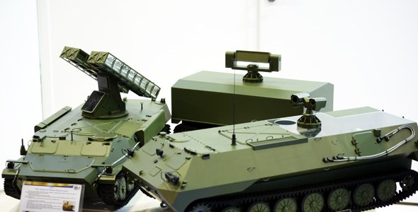 Belarus Develops TRIO Surface-to-Air Missile System
