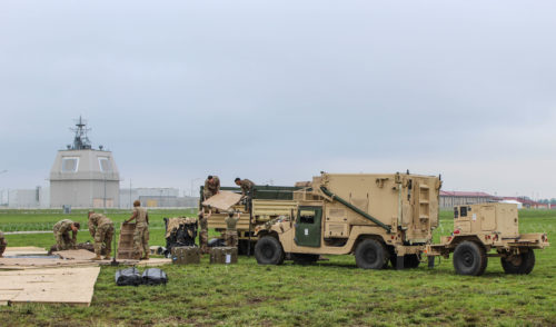 Adapting NATO Missile Defense to Survive Enemy Contact