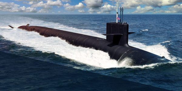US Begins Construction on Columbia-class Submarine