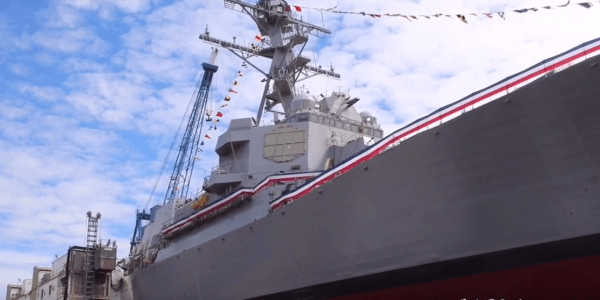 US Navy Commissions Destroyer USS Daniel Inouye