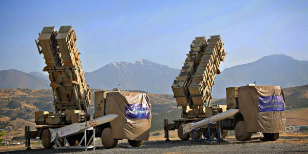 Iran Displays New Khordad 15 Missile Defense System