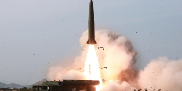 North Korea Fires New Ballistic Missiles