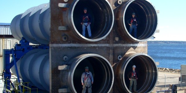 Columbia-Class Submarine Missile Tubes Left With Single Supplier