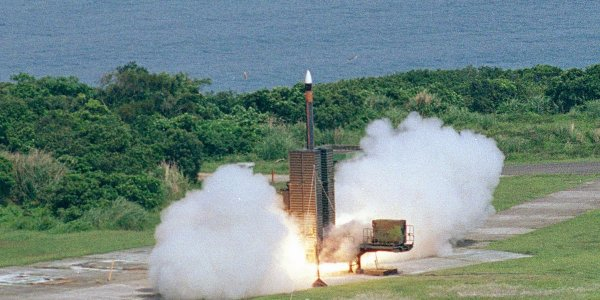 Taiwan Tests Cruise, Surface-to-Air Missiles