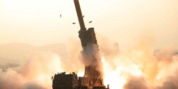 North Korea Fires Short-Range Ballistic Missiles