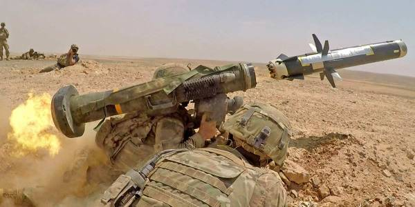 US State Department Approves Javelin Missile Sale To Ukraine