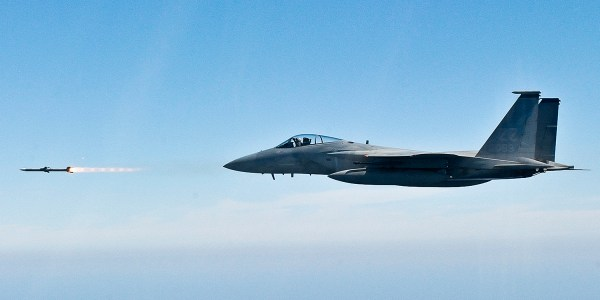 US State Department Approves AMRAAM sale to South Korea