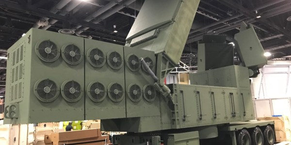 US Army Selects New Missile Defense Radar