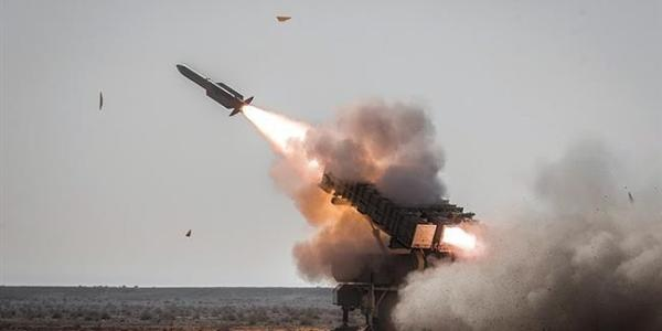 Iran Tests Air Defenses