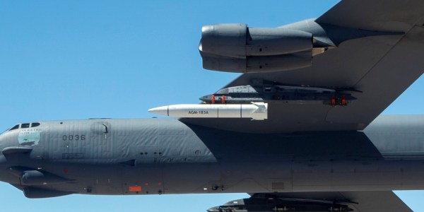 USAF Hypersonic Weapon Fails Flight Test