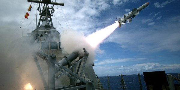 US State Department Approves Harpoon Sale to India