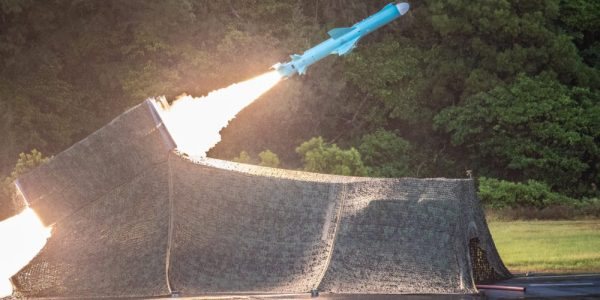 Taiwan Deploys Upgraded Hsiung Feng IIE Missile
