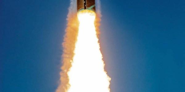 France Test Fires M51 Ballistic Missile