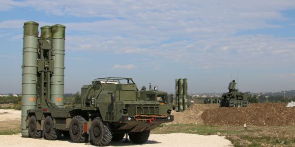Turkey Tests S-400 Air Defense System