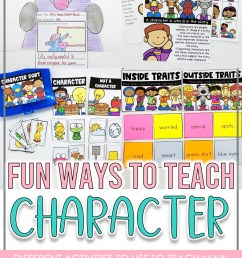 Teaching Main Character And Character Traits - Missing Tooth Grins [ 2250 x 1500 Pixel ]