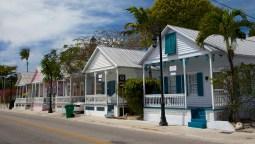Дома в стиле Conch на Ки-Уэст, Флорида. Источник https://onthegowithlynne.wordpress.com