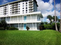 Сериал Dexter (Декстер): многоквартирный дом, где была расположена квартира Декстера Моргана. Источник: www.epocketguide.com