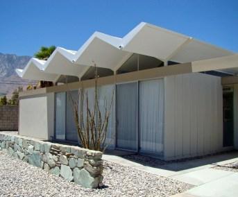 Дом в стиле Desert Modernism (Alexander) архитектора Дональда Векслера. Источник modernarkansas.blogspot.com