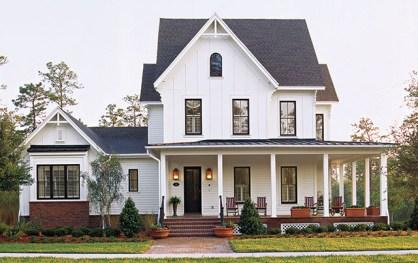 Американский фермерский дом в стиле Farmhouse с элементами готики. Источник https://s-media-cache-ak0.pinimg.com