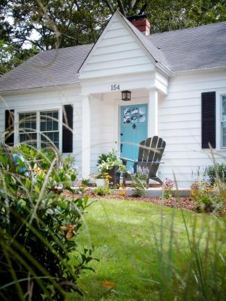 Дом в стиле Minimal Traditional. Источник http://www.diynetwork.com
