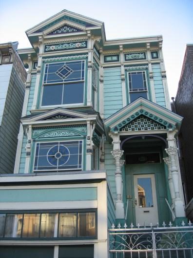 Дом в стиле Eatlake в Сан-Франциско. Источник http://beehivestudio.typepad.com/