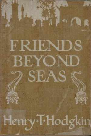 A history of Society of Friends (Quaker) Missions