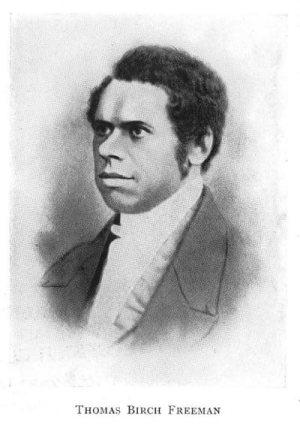 F. Deaville Walker [1878-1945], Thomas Birch Freeman. The Son of an African