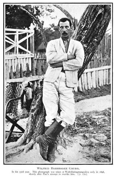 R.J. Hunt [1874-1938], The Livingstone of South America