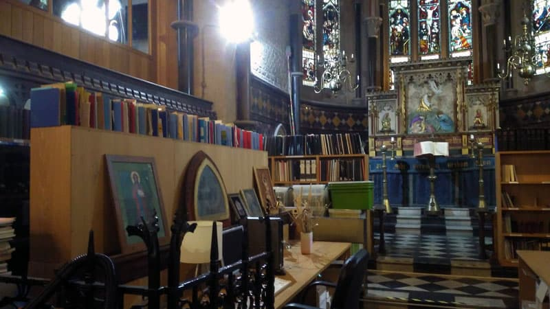 Library of the Oxford Centre for Mission Studies
