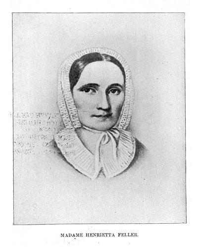 Henrietta Feller
