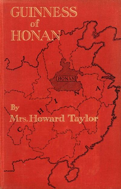 Mrs Howard Taylor (aka. Mary Geraldine Guinness [1865-1949], Guinness of Honan