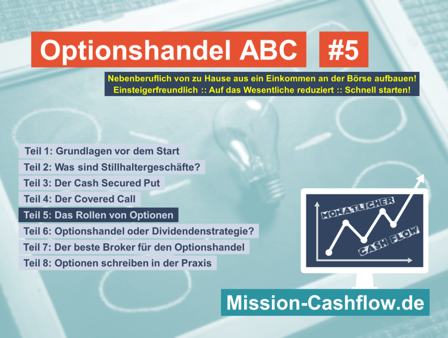 Optionshandel ABC: Das Rollen von Optionen