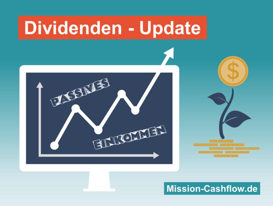 April 2019: Mein monatliches passives Einkommen mit Dividenden