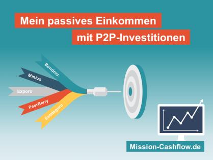 3. Quartal 2019: Mein passives Einkommen mit P2P-Investitionen