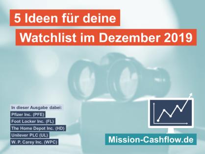 5 Ideen für deine Watchlist im Dezember 2019