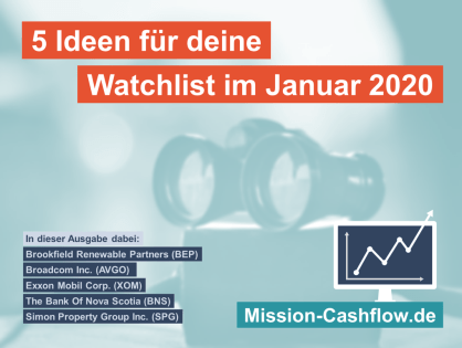 5 Ideen für deine Watchlist im Januar 2020